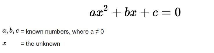 quadratic-equation