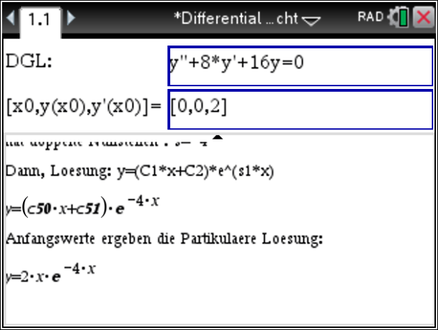 differential equation – www TiNspireApps com – Blog